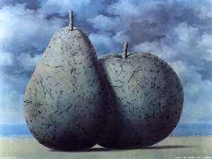 Rene Magritte - 航海の思い出