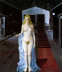 Paul Delvaux - クリス