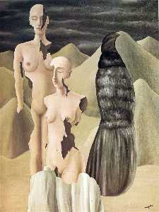 Rene Magritte - 極性の ライト