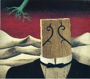 Rene Magritte - ザー 征服王
