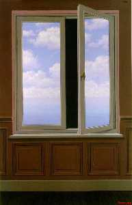 Rene Magritte - ルッキンググラス