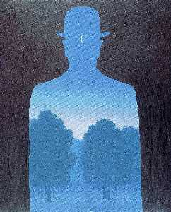 Rene Magritte - A 友人 の 注文