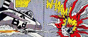 Roy Lichtenstein - ワーム !