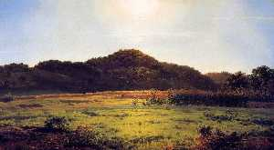 Louis Remy Mignot - 全体で見ます ザー 谷 の Pierstorn ,..