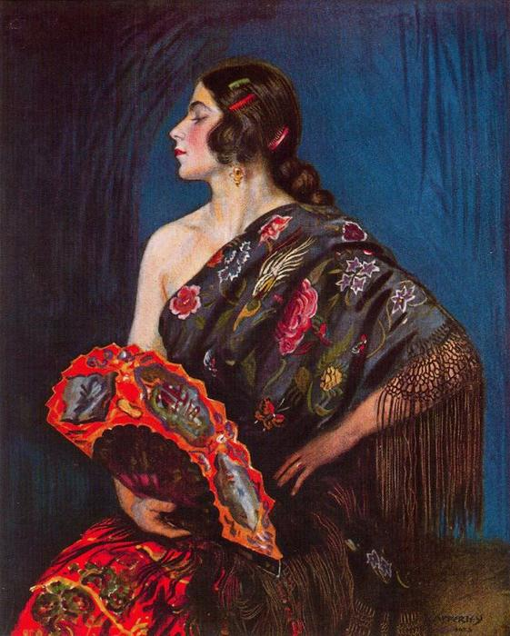 ラマヤ バイ Jorge Apperley (George Owen Wynne Apperley) (1884-1960, United Kingdom)