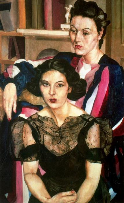 ザー 姉妹 バイ Stanley Spencer (1891-1959, United Kingdom) | ArtsDot.com