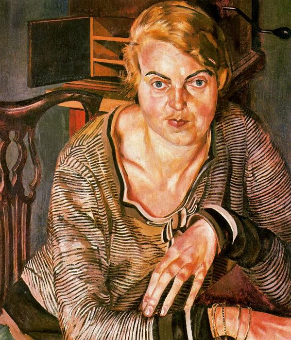 無題 3 バイ Stanley Spencer (1891-1959, United Kingdom)