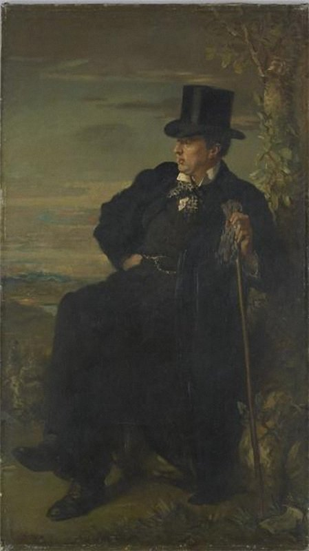 ジョージ·C·ベレスフォード, 1900 バイ William Newenham Montague Orpen (1878-1931, Ireland) | ArtsDot.com