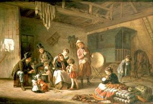 Theophile Emmanuel Duverger - 散歩プレーヤー
