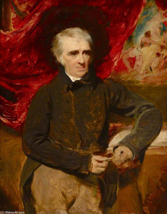 トーマスストザード バイ George Henry Harlow (1787-1819, United Kingdom)