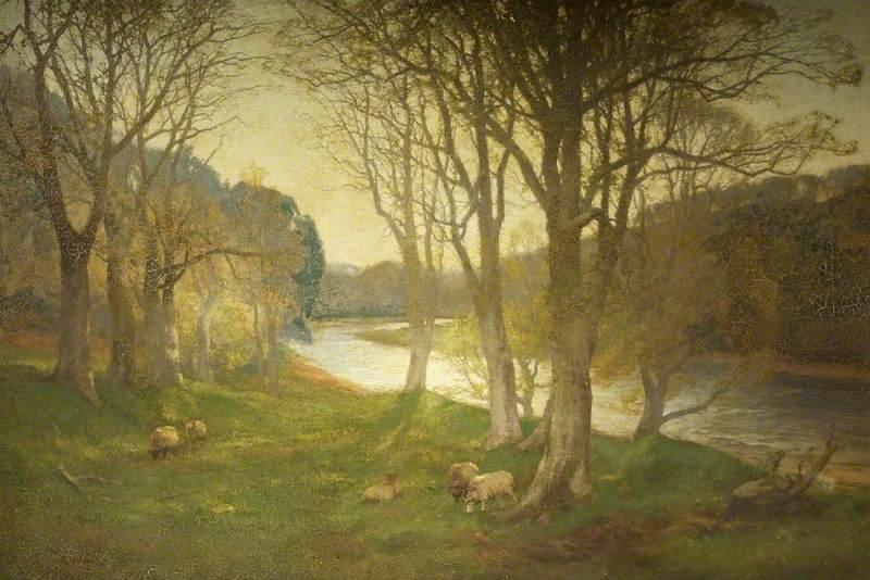 ディーオンミスティモーン バイ David Farquharson (1839-1907, United Kingdom) | ArtsDot.com