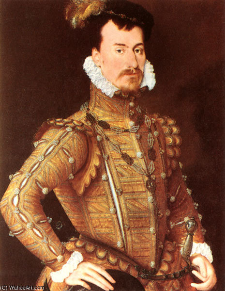 レスター伯 バイ Robert Dudley (1826-1909, United Kingdom)