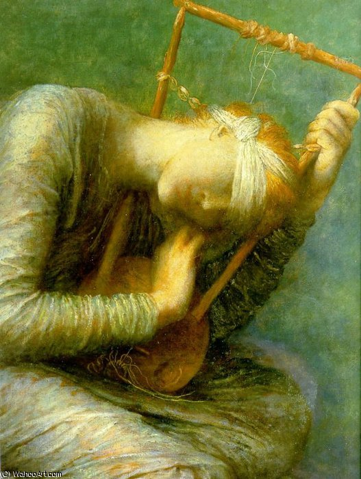 願っています(詳細) バイ Frederick Waters Watts (1800-1870, United Kingdom)