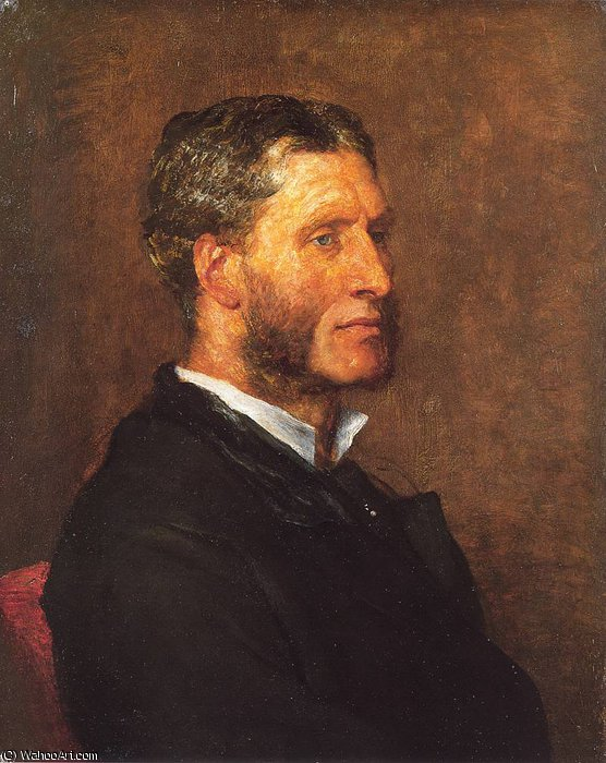 マシュー·アーノルド バイ Frederick Waters Watts (1800-1870, United Kingdom)