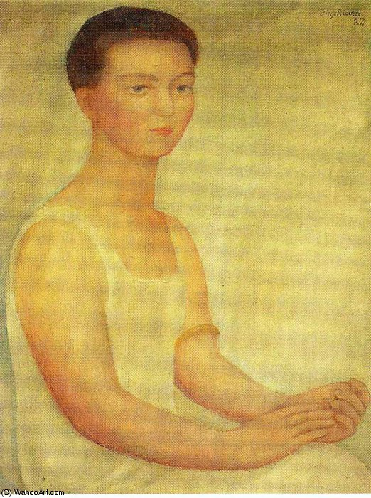 無題 (8042) バイ Diego Rivera (1886-1957, Mexico)
