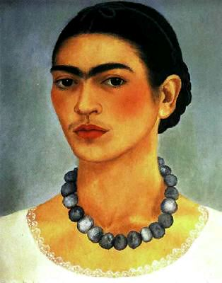 無題 (3092) バイ Frida Kahlo (1907-1954, Mexico)