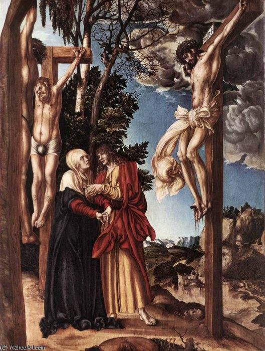 無題 (2941) バイ Lucas Cranach The Elder (1472-1553, Germany)