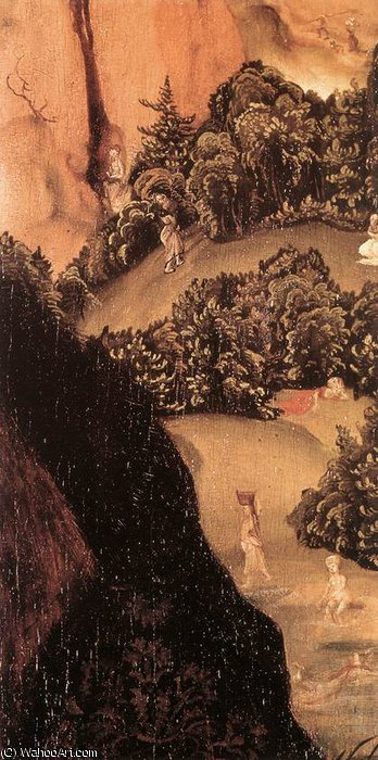 年無題 3714 バイ Lucas Cranach The Elder (1472-1553, Germany)