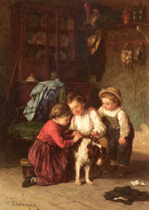 Theophile Emmanuel Duverger - 患者ペット