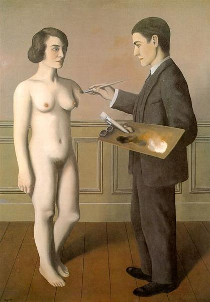 Tentativo dell'impossibile, 1928 バイ Rene Magritte (1898-1967, Belgium) | ArtsDot.com